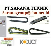 CABLE CHAIN KODUCT CABLE CHAIN PLASTIC PT SARANA TEKNIK CONVEYOR 1