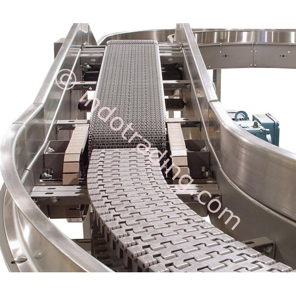 REXNORD TABLETOP CHAINS TYPE LF SSC