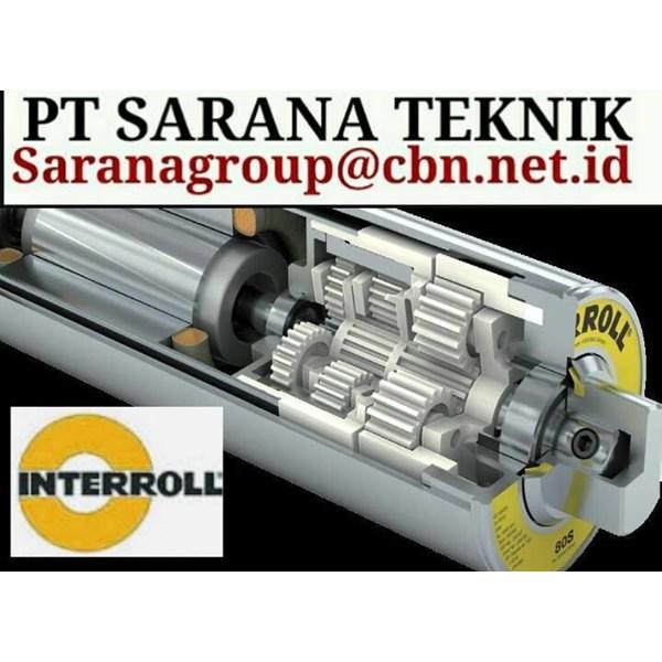 INTERROLL DRUM MOTOR PT SARANA TEKNIK INTERROLL ROLLER