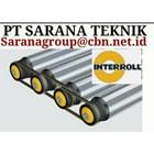 INTERROLL ROLLER CONVEYOR PT SARANA TEKNIK INTERROLL ROLLER 1