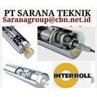 INTERROL MOTORIZED ROLLER  PT SARANA TEKNIK INTERROLL ROLLER 1