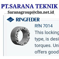 RINGFEDER RFN LOCKING DEVICE POWER LOCK PT SARANA TEKNIK 1