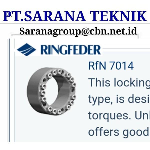RINGFEDER RFN LOCKING DEVICE POWER LOCK PT SARANA TEKNIK