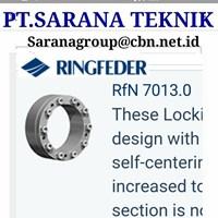 PT SARANA TEKNIK RINGFEDER RFN LOCKING DEVICE POWER LOCK  1
