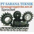 PT SARANA TEKNIK GEAR SPROCKET FOR ROLLER CHAIN TYPE A B C 1