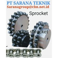 Jual PT SARANA TEKNIK GEAR SPROCKET FOR ROLLER CHAIN TYPE A B C 2
