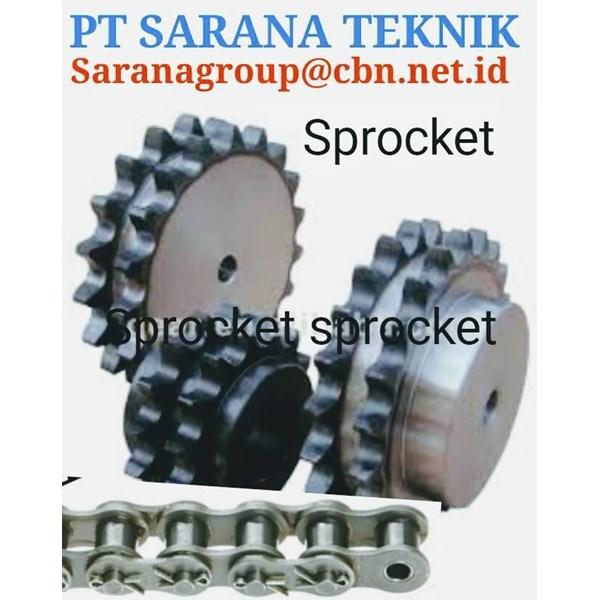PT SARANA TEKNIK GEAR SPROCKET FOR ROLLER CHAIN TYPE A B C