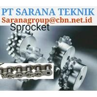 PT SARANA TEKNIK GEAR SPROCKET STAINLESS STEEL TYP