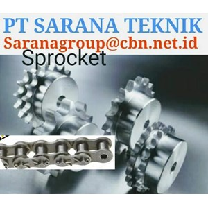 PT SARANA TEKNIK GEAR SPROCKET STAINLESS STEEL TYPE A B C