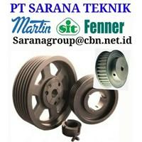 PT SARANA TEKNIK PULLEY SPA SPB SPC FENNER MARTIN SIT SKF 1