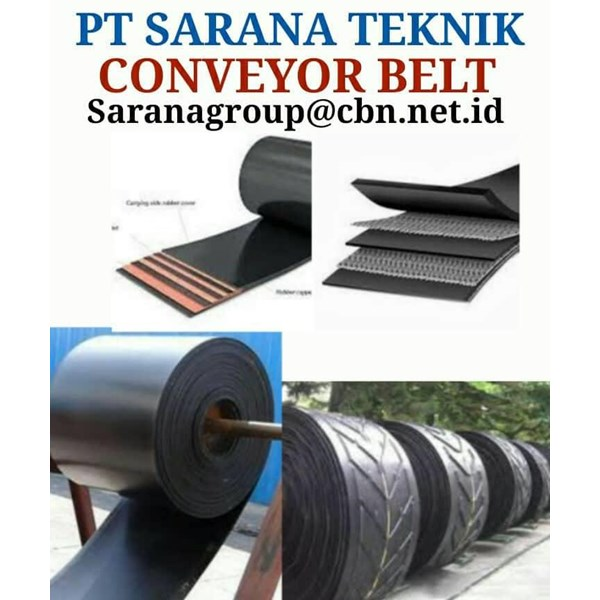 CONVEYOR BELT FOR MINING PT SARANA TEKNIK CONVEYOR BELT EP NN