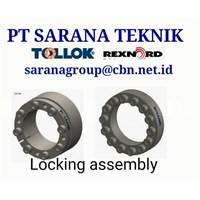 Dari TOLLOK LOCKING DEVICE ASSEMBLIES REXNORD PT SARANA TEKNIK POWER LOCK 1