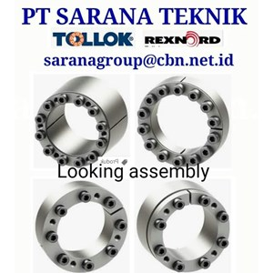 TOLLOK LOCKING DEVICE ASSEMBLIES REXNORD PT SARANA TEKNIK POWER LOCK