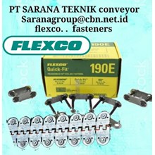 FLEXCO BOLT SOLID FOR CONVEYOR  PT SARANA TEKNIK