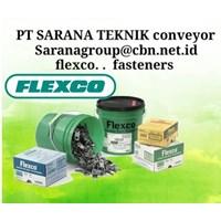 Jual FLEXCO FASTERNER PT SARANA TEKNIK BOLT FOR CONVEYOR
