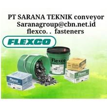 FLEXCO FASTERNER PT SARANA TEKNIK BOLT FOR CONVEYOR