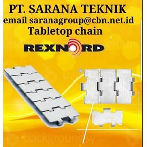 Chain Conveyor REXNORD TABLETOP CHAIN PT SARANA TEKNIK