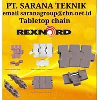 PT SARANA TEKNIK JUAL Chain Conveyor REXNORD TABLETOP CHAIN