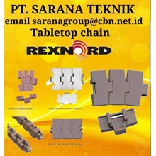 REXNORD TABLETOP CHAIN