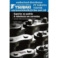 TSUBAKI Roller Conveyor CHAIN PT SARANA TEKNIK DIS