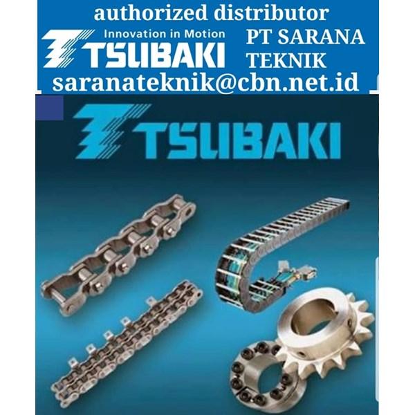 TSUBAKI Roller Conveyor CHAIN PT SARANA TEKNIK DISTRIBUTOR
