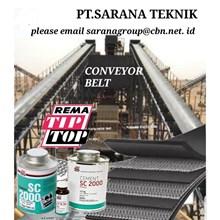 REMA TIP TOP SC 2000 SC 4000 PT SARANA TEKNIK LEM CONVEYOR