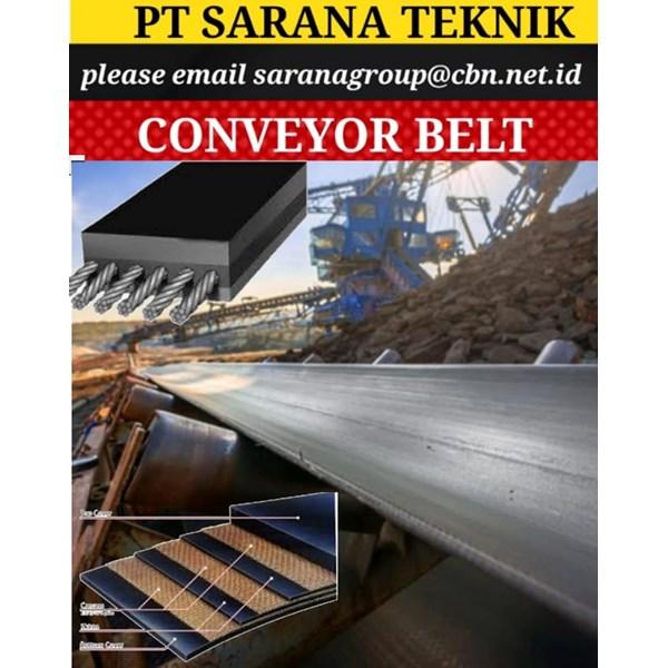 PT SARANA TEKNIK SELL CONVEYOR BELT NYLON EP CANVAS SERSAN