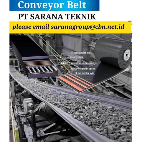CONVEYOR BELT TYPE EP NN NYLON PT SARANA TEKNIK