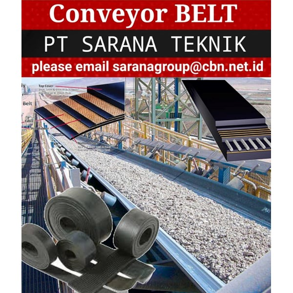 STOKIST CONVEYOR BELT CONTINENTAL STAR PT SARANA TEKNIK