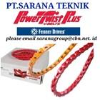 PT SARANA TEKNIK POWER TWIST BELT FENNER NUT T LINK 1