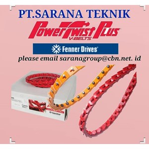 Dari POWER TWIST BELT FENNER NUT T LINK PT SARANA TEKNIK 0