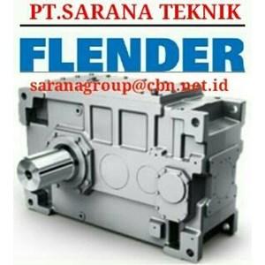 FLENDER GEARBOX REDUCER PT SARANA GEAR MOTOR