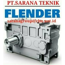 PT SARANA GEAR MOTOR FLENDER GEARBOX REDUCERS
