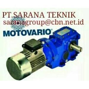 PT SARANA GEAR MOTOR MOTOVARIO WORM GEAR REDUCER NMRV GEAR MOTOR