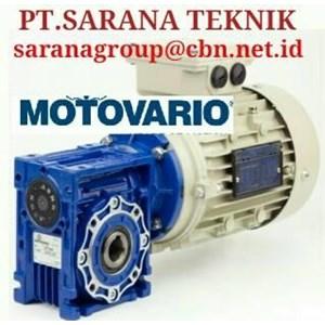 PT SARANA GEAR MOTOR MOTOVARIO WORM GEAR REDUCER NMRV