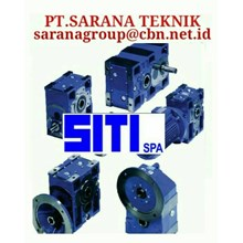 PT SARANA GEAR MOTOR SITI GEAR REDUCER AND SITI GEAR BOX
