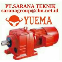 YUEMA GEAR MOTOR REDUCER TYPE R