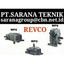 REVCO WORM GEAR REDUCERS