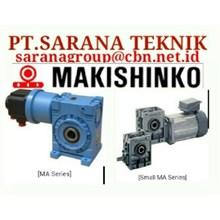 MAKISHINKO gearmotor gearbox reducer
