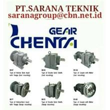 CHENTA GEARBOX REDUCER MOTOR GEAR PT.SARANA TEKNIK