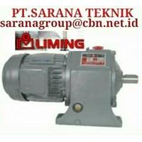 PT SARANA GEAR MOTOR Liming gear reducer gearbox gear motor