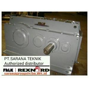PT SARANA TEKNIK FALK GEAR DRIVES - GEAR REDUCER - GEARBOX