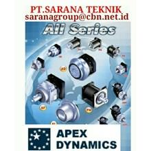 APEX DYNAMICS GEARBOX GEARHEAD PT. SARANATEKNIK