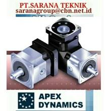 APEX DYNAMICS GEARBOX GEAR HEAD PT. SARANA TEKNIK IND