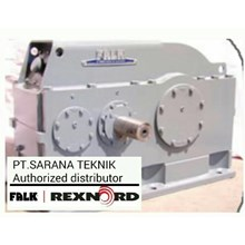 PT SARANA GEAR MOTOR LINKBELT GEAR DRIVES GEAR REDUCER LINKBELT REXNORD