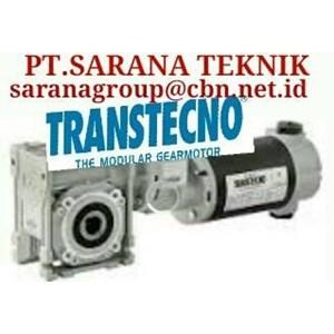 PT SARANA GEAR MOTOR TRANSTECHO GEARBOX GEAR MOTOR