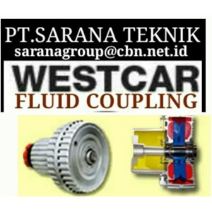 WESTCAR FLUID COUPLING PT SARANA TEKNIK ROTOFLUID COUPLING