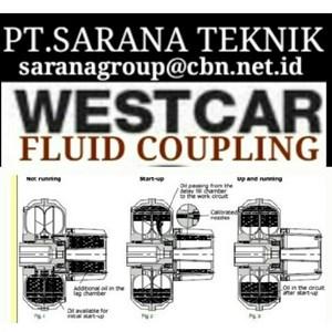 AGEN WESTCAR FLUID COUPLING PT SARANA TEKNIK ROTOFLUID COUPLING