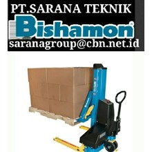 Hand Stacker Bishamon