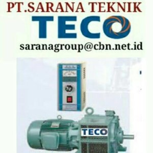 TECO ELECTRIC MOTOR PT SARANA TEKNIK SELL ELECTRIC TECO MOTOR TYPE AEEB 50 HZ B3 B5 FOOT MOUNTED & FLANGE 3 PHASE
